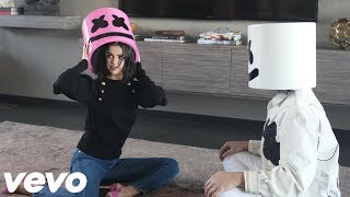 selena gomez  marshmello   wolves  official music video
