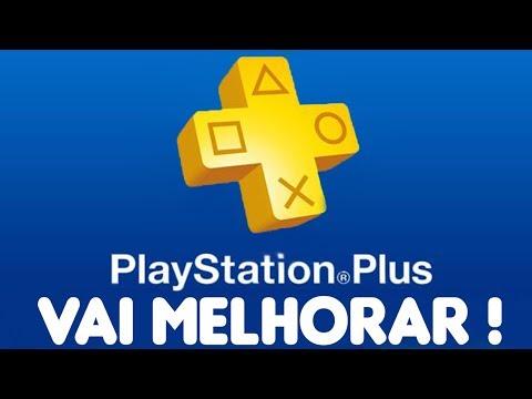 Sony anuncia GRANDES MELHORIAS na PSN Plus, vamos ver né...