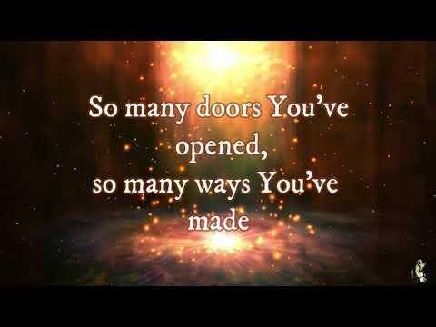 Todd Galbert - Lord You Are Good | Lyrics
