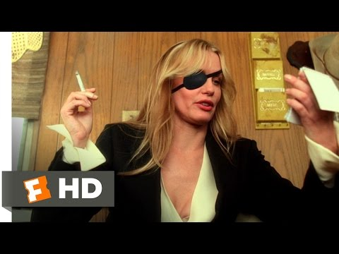 Kill Bill: Vol. 2 (6/12) Movie CLIP - Budd Meets the Black Mamba (2004) HD