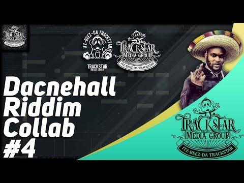 Dancehall Riddim Collaboration With Kendrick.C.Reed | #2019 | 🎼📀 Itz-Beez-Da TrackStar