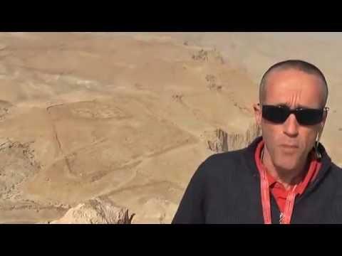 Private Israel Tour Guide Masada