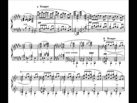 Debussy: Ballade