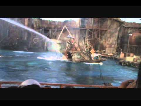Universal Studios Hollywood - Pirate Show
