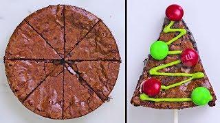 По-настоящему простые десертики для утоления голода | Быстрые рецепты