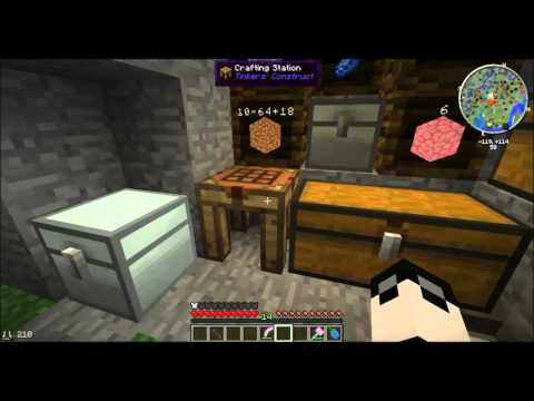 FTB Monster Let's Play E4 | Alumite hammer and first machines