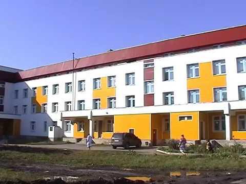 Кузнецк, октябрь 2007, Ввод 2 инфекционного корпуса  больницы