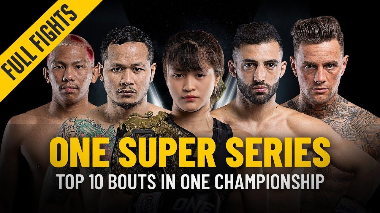 ONE Super Series – Con đường nào tới ngôi vua của các giải đấu Striking