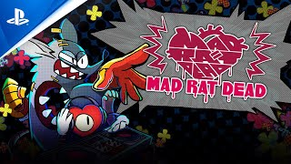 Move to the rhythm of revenge in Mad Rat Dead! A rat's dream has been left unfulfilled before his death...that is, until he gets a second chance at life. Jump, dash ...