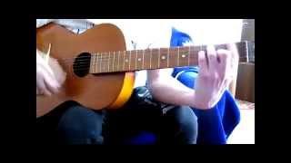 Макс Корж - Мотылек. Как играть на гитаре. Почти БЕЗ БАРРЕ. ЛЕГКО и ПРОСТО!! Снимай С*ка=)))))