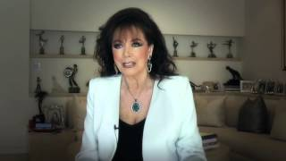 Jackie collins introduces her book lucky