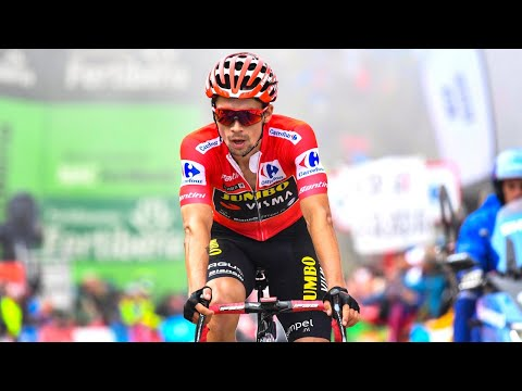 PRIMOZ ROGLIC | Vuelta Winner