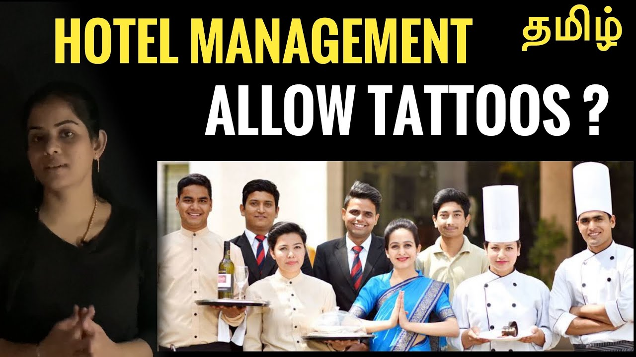 Does Hotel Industry Allow Tattoos ? Tamil | Hospitality industry Ep-83 | Ft.Meens Machu