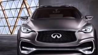 Infiniti QX30 Concept 2015 Videos