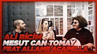 Ali Biçim & Mesut Can Tomay feat Allame Acapella  (Fuat Ergin - Keksin)