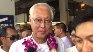 Emeritus Senior Minister Goh Chok Tong on taking a step back