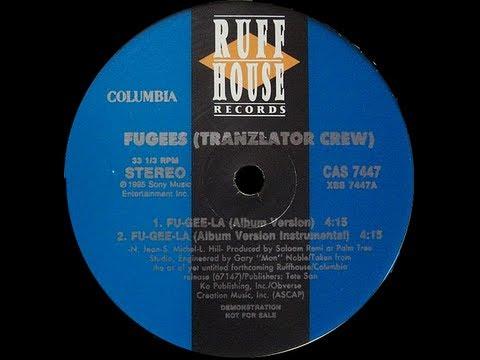Fugees - Fugeela + Version (Dokrasta Sélection)