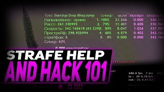 BEST Strafe Hack/Helper [CS 1.6 HIDE'N'SEEK] 2017 | KZHACK [Updated] DOWNLOAD