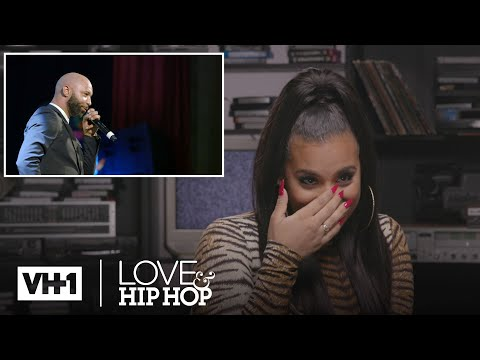 image for Cyn Santana Cries While Watching The Video Of Joe Budden Proposing To Her