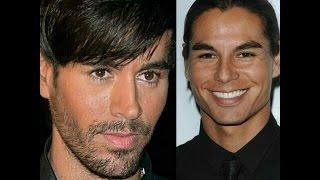 Скачать Enrique Iglesias Julio Iglesias Jr Not Twins But So Similar