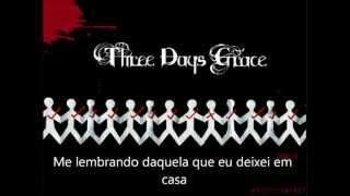 On My Own-Three Days Grace-Tradução