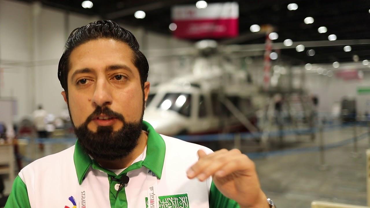 مقابلة مع خبير صيانة الطائرات إبراهيم اليماني Youtube