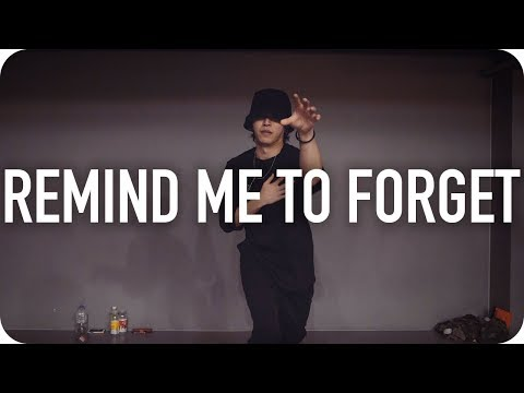 Remind Me to Forget  Kygo, Miguel  Junsun Yoo Choreography