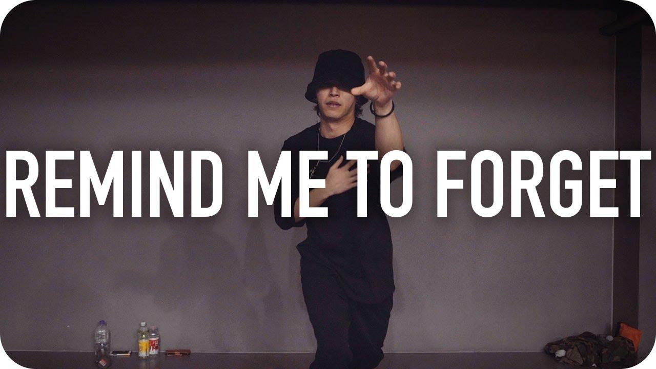 Remind Me to Forget - Kygo, Miguel / Junsun Yoo Choreography