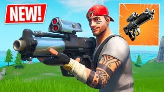 *NEW* Proximity Grenade Launcher in Fortnite!! (Fortnite Battle Royale)