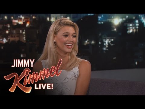 Kelly Rohrbach's Embarrassing Baywatch Audition