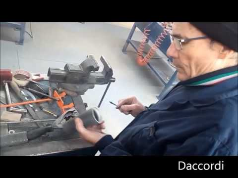 Making of the Daccordi Noah for Alberto