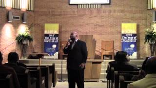 "Tim Anderson, Jr. sermon- ""Run That By Me One More Time"""