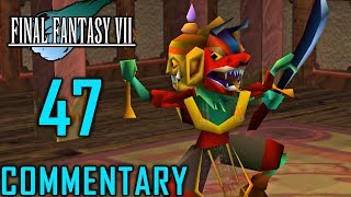 Final Fantasy VII Walkthrough Part 47 - Wutai 5 Mighty Gods Pagoda Tower Battles & Leviathan