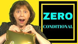 The zero conditional in action - English grammar