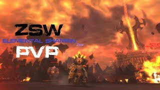 [WoW 7.3.5] Zsw PvP Movie (Elemental Shaman) - Meta