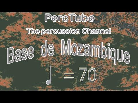 Base de Mozambique a 70 BPM