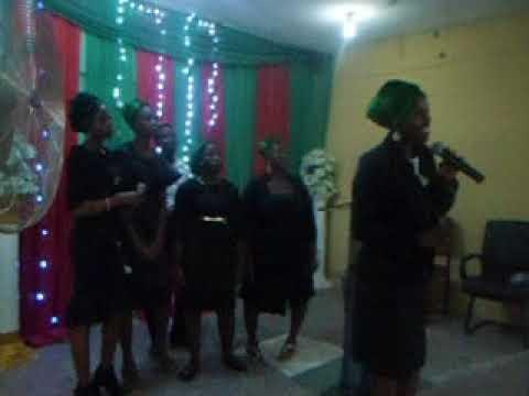 Foursquare Gospel Church, Ali Dada celebrating Jesus