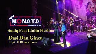 NEW MONATA - DASI DAN GINCU - CAK SODIQ FEAT LILN HERLINA - RAMAYANA AUDIO