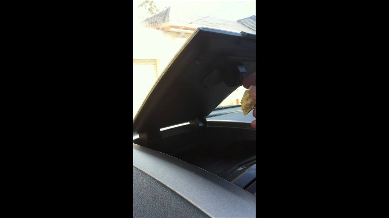 Ford Territory Dash Compartment Lid Latch Fix 5min Youtube