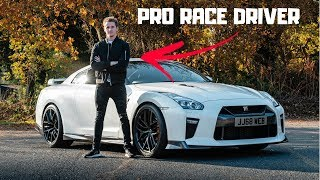 SCARING! Josh Webster in His 700BHP GTR