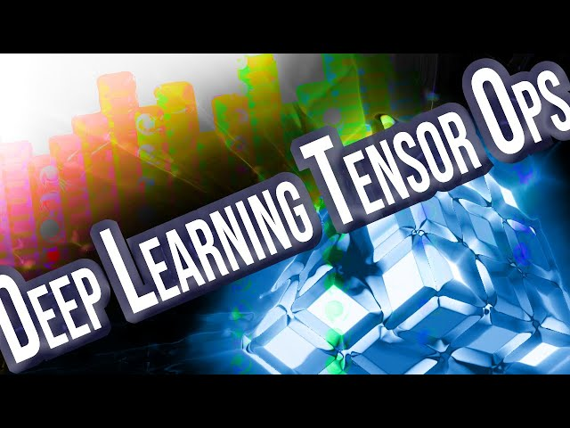 Tensors for Deep Learning - Broadcasting and Element-wise