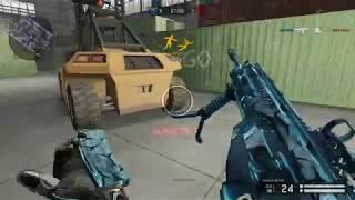 warface: 1 vs 1 против мортида Beretta ARX160 vs Beretta ARX160