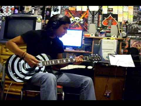 STEEL DRAGON - WE ALL DIE YOUNG SOLO (BY ALFREDO HERNANDEZ)