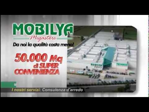 Offerta camera da letto da mobilya aprile 2013 youtube for Mobilya arredamenti