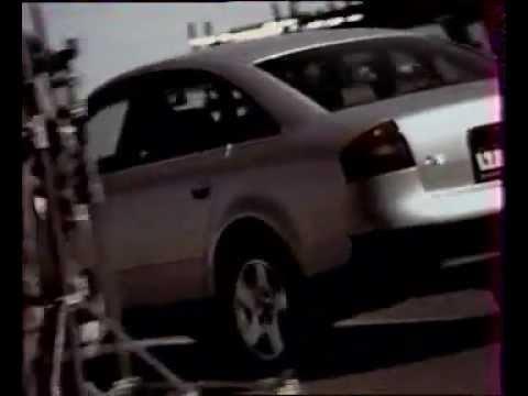 Audi A Quattro La Cascade The Stunt Commercial TV Spot YouTube - Cascade audi