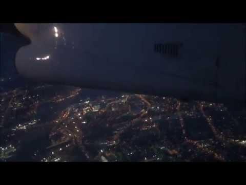 United Express Dash 8 Q400 Morning Departure From Norfolk (KORF) *HD*