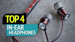 Video TOP 4: In-Ear headphones 2018 download MP3, 3GP, MP4, WEBM, AVI, FLV Juli 2018