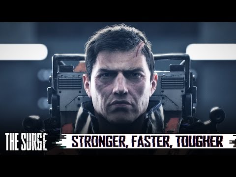 "New Trailer for ""The Surge"""