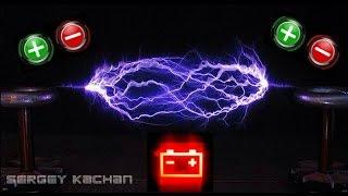 Однопроводная передача электроэнергии  Single-wire transmission(Передача электроэнергии по одному проводу. Однопроводная линия. Экономия на 1-м проводе, так как он ненужен...., 2015-10-25T13:59:57.000Z)
