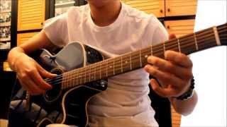 One Summer's Day (Spirited Away) - Acoustic Guitar (Fingerpicking)